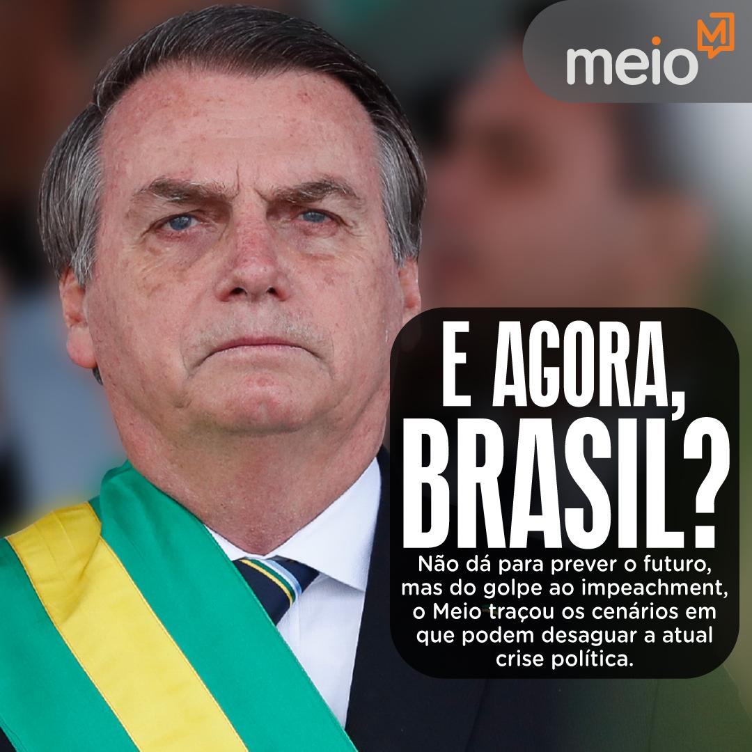 Edição de Sábado: Bolsonaro e os futuros possíveis