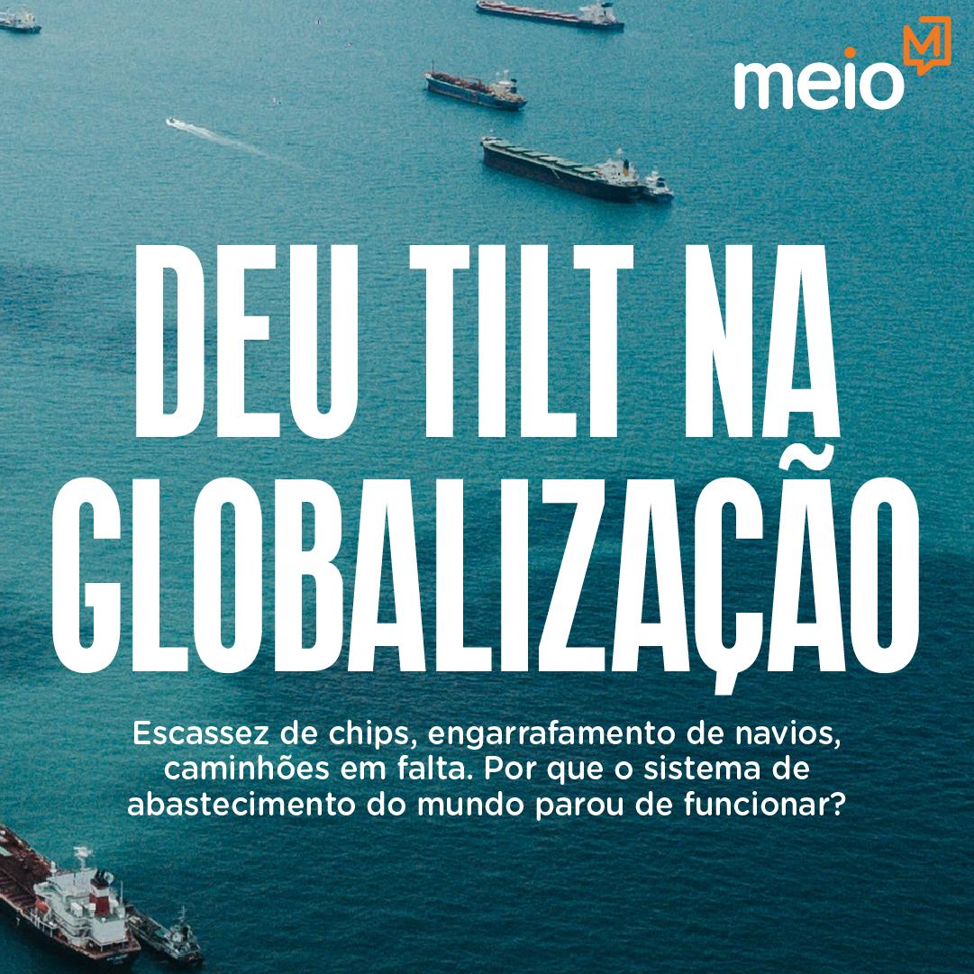 Edição de Sábado: Deu Tilt na Globalização